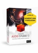 Sound Forge Audio Studio 13 (pudełkowa, komercyjna)