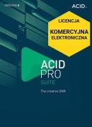 ACID Pro 8 Suite (licencja elektroniczna, komercyjna)