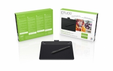 Tablet Wacom Intuos Photo S CTH-490PK czarny + kurs PL