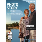MAGIX Photostory Deluxe (licencja elektroniczna, komercyjna)