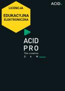 ACID Pro 10 (licencja elektroniczna, edukacyjna)