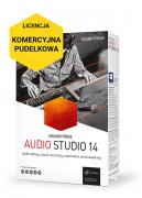 Sound Forge Audio Studio 14 (licencja pudełkowa, komercyjna)