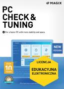 MAGIX PC Check & Tuning 2021 (licencja edukacyjna)