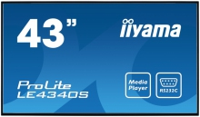 Ekran Iiyama ProLite LE4340S-B1 (43