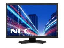 Monitor NEC MultiSync P232W P15 black