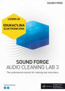 Sound Forge Audio Cleaning Lab 3 (elektroniczna, edukacyjna)