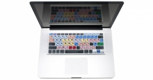Nakładka LogicSkin MAC AVID Media Composer (typ: US, MacBook) LS-MCOM4-MBUC-US