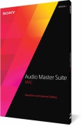 Audio Master Suite Mac 2.0 EN (BOX/ESD)