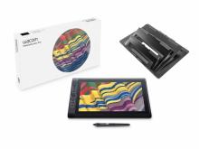 Wacom MobileStudio Pro 13 (64 GB, i5, Win10Home) DTH-W1320T z podstawą ACK-627