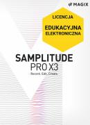 MAGIX Samplitude Pro X3 (licencja elektroniczna, edukacyjna)