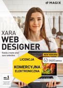MAGIX Web Designer (licencja elektroniczna, komercyjna)