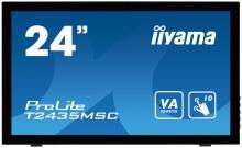 Monitor Iiyama ProLite T2435MSC-B1 (Touch, 24