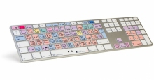 Klawiatura MAC dla ADOBE Lightroom CC (typ: US, Advance Line) LKBU-LGTR6-AM89-US