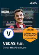 VEGAS Edit 19 (edukacyjna, aktualizacja)