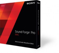 Sound Forge Pro Mac 2.5 EN (BOX/ESD)