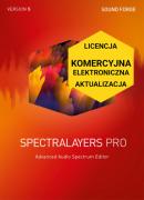 SpectraLayers Pro 5 (licencja elektroniczna, komercyjna, aktualizacja) PC/MAC