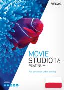 Vegas Movie Studio 16 Platinum PL (licencja elektroniczna)