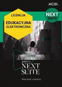 ACID Pro NEXT Suite (licencja elektroniczna, edukacyjna)