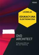 Vegas DVD Architect PL (licencja elektroniczna, edukacyjna)