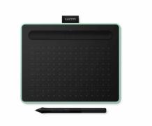 Tablet graficzny Wacom Intuos Pen Bluetooth S (A6) CTL-4100WLEN pistacjowy + 2 programy + kurs obsługi PL