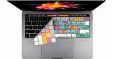 Nakładka LogicSkin MAC ADOBE Photoshop CC (US, MacBook Pro 2016) LS-PHOTOCC-MBP16-US
