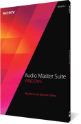 Audio Master Suite 2.0 Windows (EN, Sound Forge Pro 11 + SpectraLayers Pro 3.0) (BOX/ESD)
