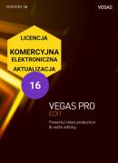 Vegas Pro 16 EDIT (elektroniczna, komercyjna, aktualizacja)