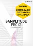 MAGIX Samplitude Pro X3 (licencja elektroniczna, komercyjna, aktualizacja z poprzedniej wersji)
