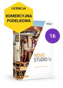 Vegas Movie Studio 16 PL (licencja pudełkowa, komercyjna)
