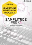 MAGIX Samplitude Pro X4 (licencja elektroniczna, komercyjna, aktualizacja z poprzedniej wersji)