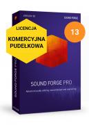 Sound Forge Pro 13 (licencja pudełkowa, komercyjna)