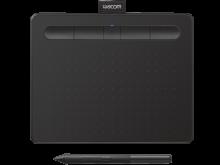 Tablet graficzny Wacom Intuos Pen Bluetooth S (A6) CTL-4100WLKN czarny + 2 programy + kurs obsługi PL - OUTLET