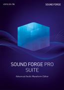 SOUND FORGE Pro 15 Suite