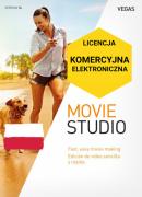 Vegas Movie Studio 14 PL (licencja elektroniczna, komercyjna)