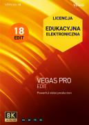 Vegas Pro 18 EDIT (edukacyjna)