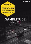 MAGIX Samplitude Pro X5 (licencja elektroniczna, edukacyjna, aktualizacja)