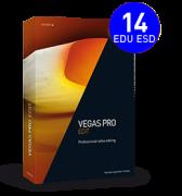 Vegas Pro 14 EDIT (elektroniczna, edukacyjna)