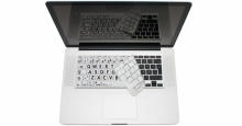 Nakładka MAC XL Print BW (typ: US, MacBook) LS-LPRNTBW-MBUC-US