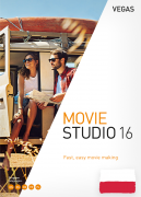 Vegas Movie Studio 16 PL