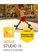 Movie Studio 18 (licencja EDUKACYJNA)