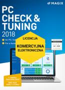 MAGIX PC Check & Tuning 2018 (licencja elektroniczna, komercyjna)