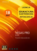 Vegas Pro 18 EDIT (edukacyjna, aktualizacja)