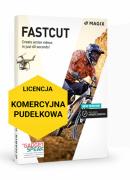 MAGIX Fastcut (wersja pudełkowa, licencja komercyjna)