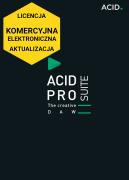 ACID Pro 10 Suite (licencja elektroniczna, komercyjna, aktualizacja)