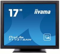 Monitor Iiyama ProLite T1731SAW-B1 (Acustic Touch, 17