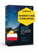 Vegas Movie Studio 14 Suite PL (licencja pudełkowa, komercyjna)