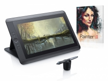 Tablet graficzny LCD Wacom Cintiq 13HD + Corel Painter 2018
