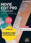 MAGIX Movie Edit Pro Premium (licencja elektroniczna, komercyjna)