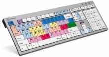 Klawiatura PC dla AVID NewsCutter (typ: US, Slim Line) LKBU-NEWSC-AJPU-US