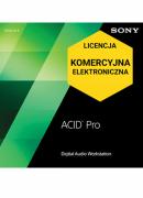 ACID Pro 7 licencja elektroniczna